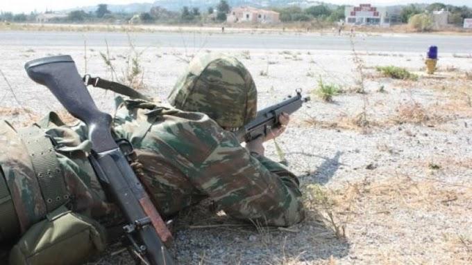 «Κλείδωσε» η θητεία στον στρατό: 12μηνο στην ενδοχώρα, 9μηνο στην παραμεθόριο! (vid)