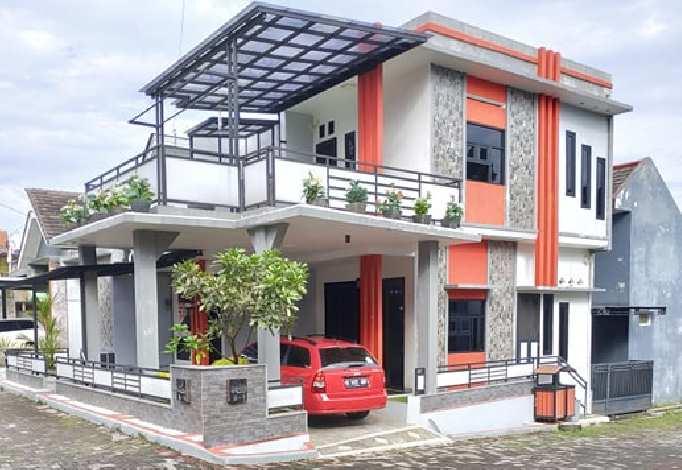 13 Model Rumah Minimalis Tampak Depan Buatan Arsitek Rumah Minimalis
