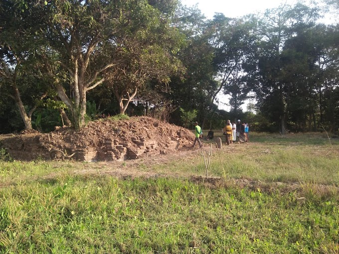 Puthok Ghong Kediri Sebuah Gundukan Tanah  Yang Mengeluarkan Suara Aneh Pada Masa Lampau Hingga Kini