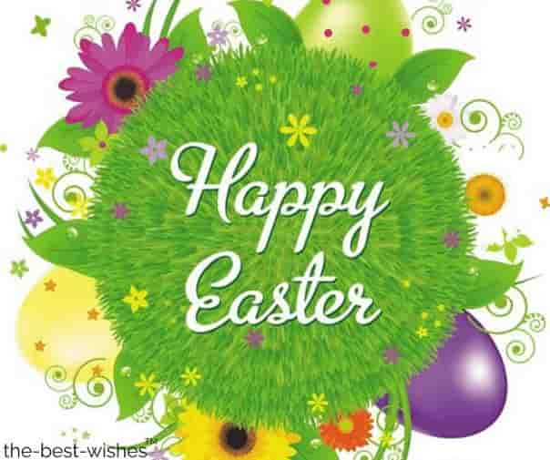 wonderful image of happy easter
