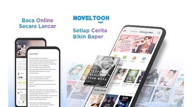Aplikasi Novel Gratis Tanpa Beli Koin dan Offline