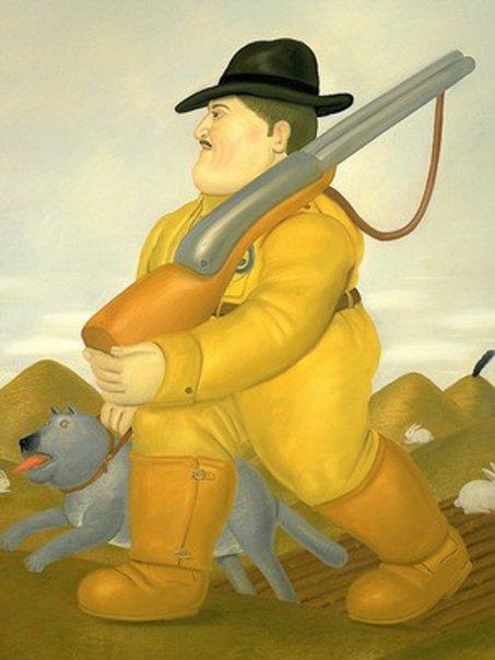 Fernando Botero, 1932 ~ Figurative painter | Tutt'Art@ | Pittura • Scultura • Poesia • Musica
