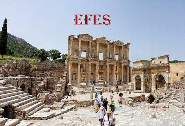 EFES ANTİK KENTİ