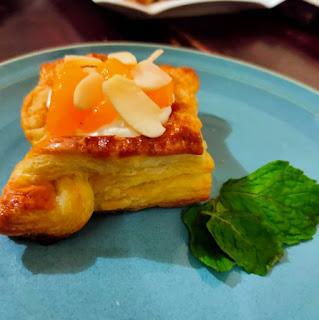 Kelas kursus memasak online UMKM MAPAN Depok membuat pastry asin dan manis