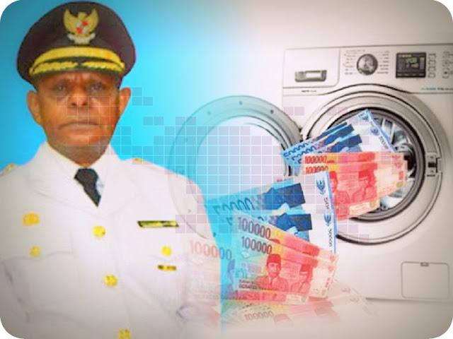 Thomas Tigi Terjerat Tindak Pidana Pencucian Uang Sebesar Rp3 Miliar