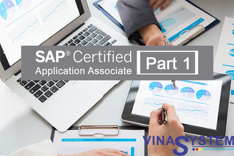 Bộ câu hỏi chứng chỉ SAP Business One (Phần 1)