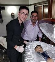 Funcionário de funerária é demitido por tirar foto com o corpo de Maradona