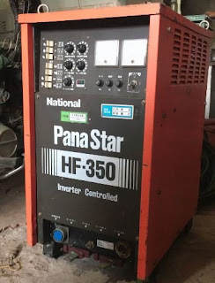 Máy hàn CO2 HF 350 Pana 1 pha