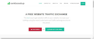 Situs traffic exchange Rankboostup