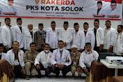 Rakerda, DPD PKS Kota Solok Membawa Semangat Pembaharuan