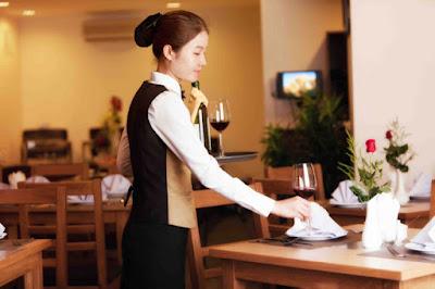 Các bộ phận trong cơ cấu tổ chức khách sạn 4 sao