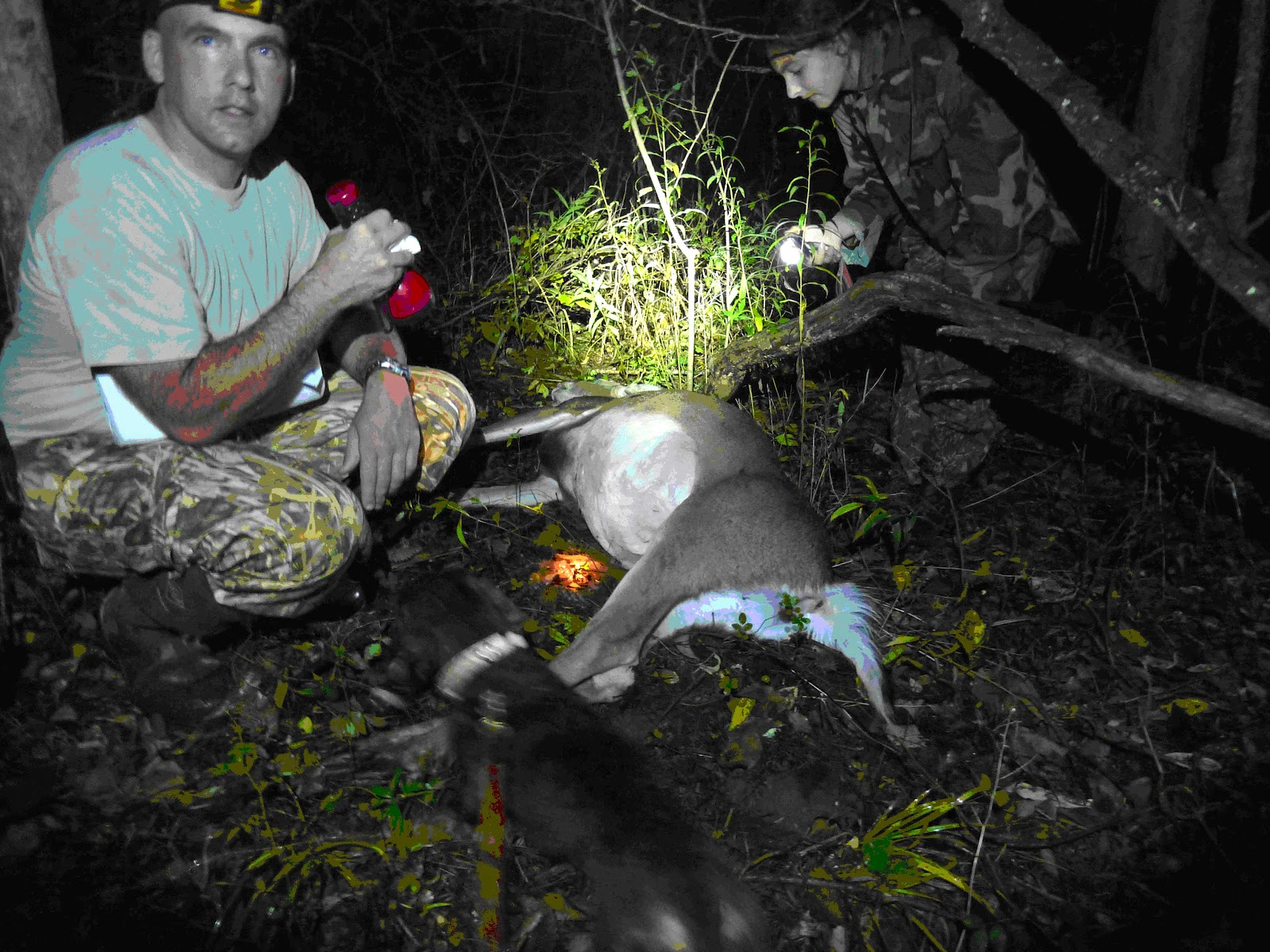 Born To Track Blog A Twelve Year Old Hunter Madison Gets