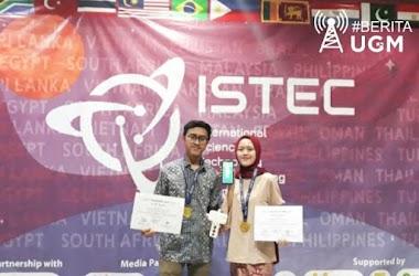 Ajukan Inovasi Spherotec, Mahasiswa UGM Raih Medali Emas ISTEC 2020
