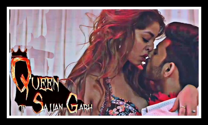 Palak Singh sexy scene - Queen of Sajjangarh (2021) HD 720p