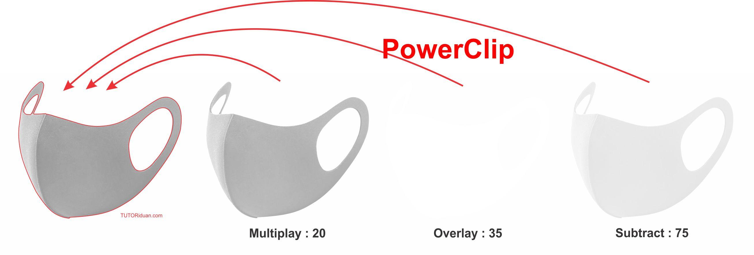 Cara Membuat Mockup Masker Scuba dengan CorelDraw (Free ...