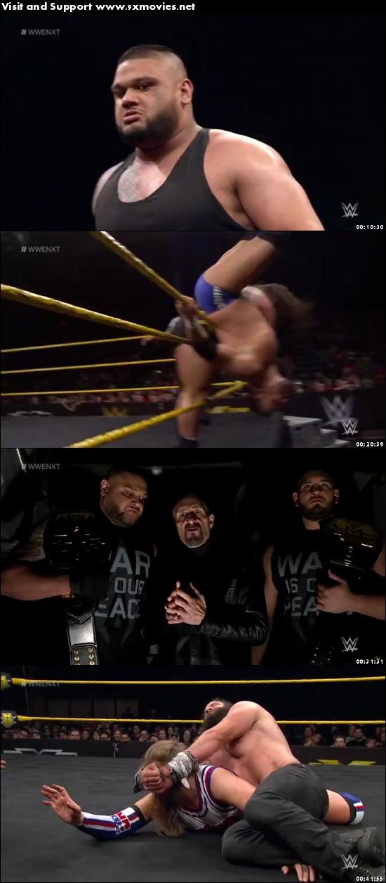 WWE NXT 29 March 2017 WEBRip 480p