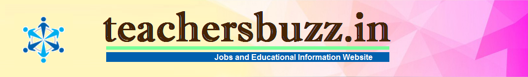 TeachersBuzz | APDSC Application, Hall Tickets, Results, Merit List