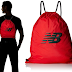 Amazon Add-On: $4.89 New Balance Adult Gymsack!