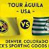 América vs Santos en vivo - ONLINE Amistoso Tour Águila 05 de Julio