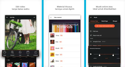 5+ Terbaik Aplikasi Edit Video Untuk Android