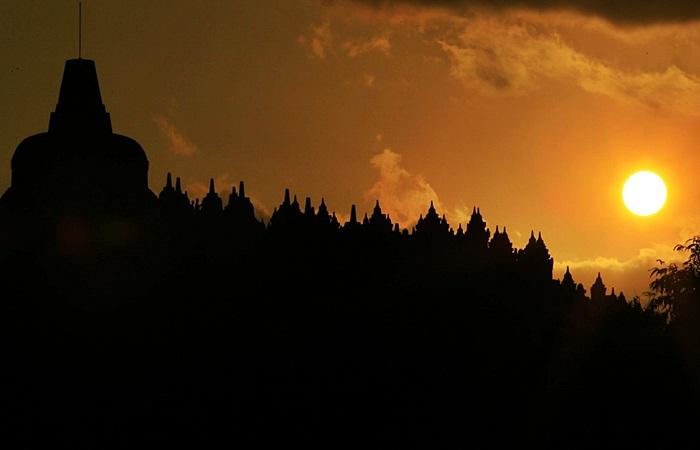 Nikmati Liburan di Candi Borobudur