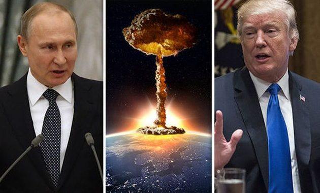 Ο Πούτιν απείλησε στα ίσα με «αντίποινα» τον Τραμπ αν αποχωρήσει από την INF