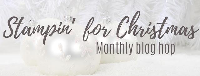 Stampin' For Christmas September Blog Hop