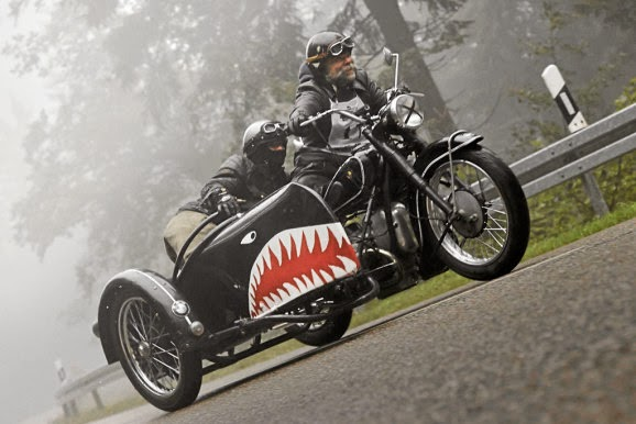 Sharktooth Sidecar