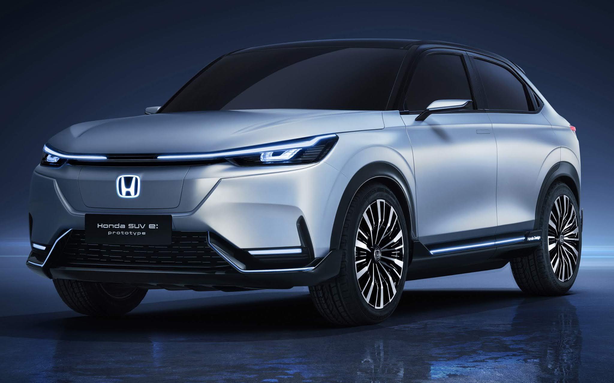 Honda venderá apenas carros elétricos a partir de 2040