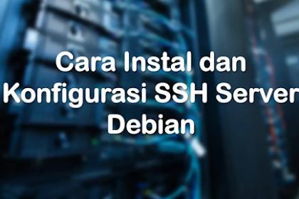 Remote Access Server Dengan SSH dan Telnet
