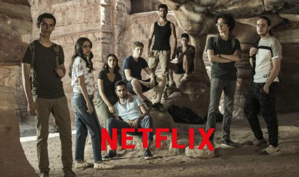 """السلسلة العربية الأولى على  نتفليكس Netflix """" الجن """"  تثير جدلا كبيرا في الأردن"""