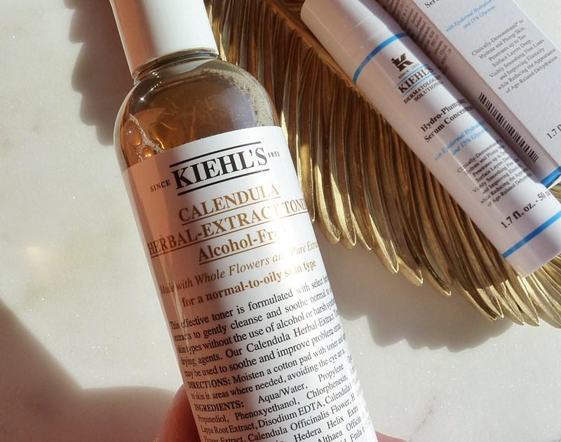 Kiehl's Calendula Herbal-Extract Toner Tonik bezalkoholowy z nagietkiem