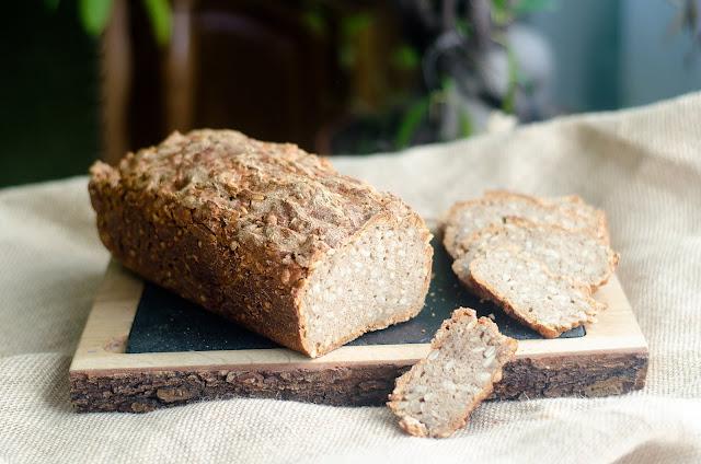 Chleb na zakwasie żytnio-orkiszowy