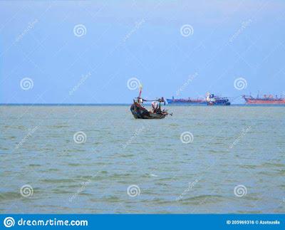 Wisata Bahari Resor Pantai  Plentong dan Wisata Bahari Resor Ujung Gebang