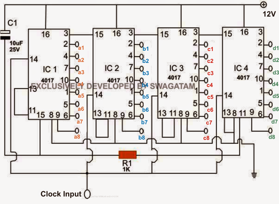 rgb led circuit