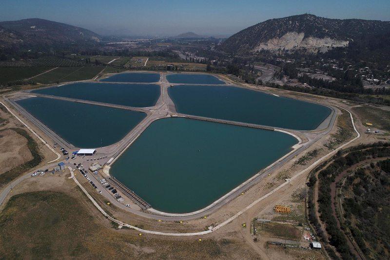 Santiago alcanza 34 horas de autonomía frente a cortes de agua