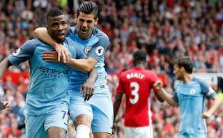 Manchester United Kalah 1-2 dari Manchester City dalam Derby Manchester