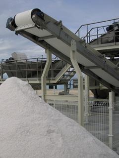 maquinaria industria salinera