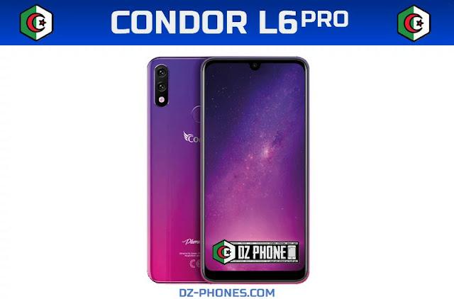 سعر كوندور L6 Pro في الجزائر و مواصفاته Condor L6 Pro Prix Algerie