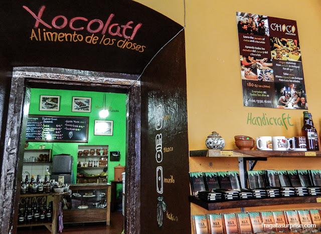 ChocoMuseo de Antigua Guatemala