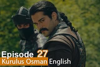 Kurulus Osman Episode 27