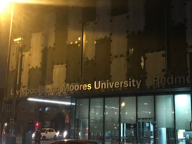 Liverpool john moores university graduate
