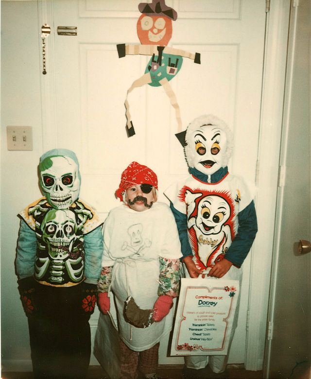 Lovely Color Pictures of Children in Their Halloween Costumes That ...