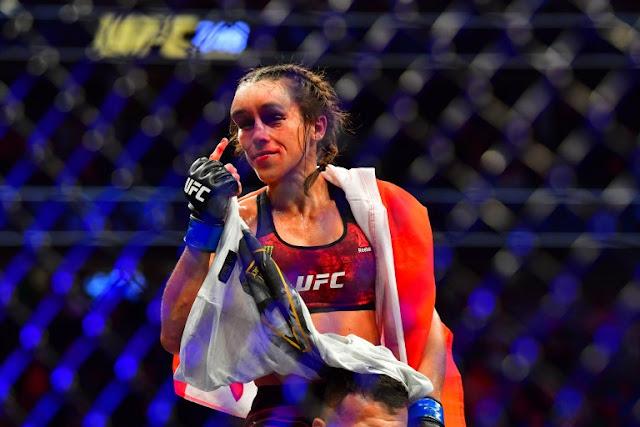 Joanna Jedrzejczyk UFC 248