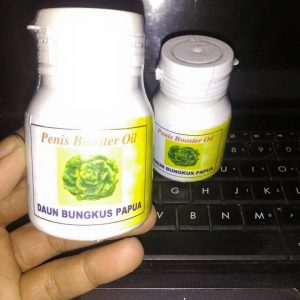 minyak daun bungkus asli papua di solo