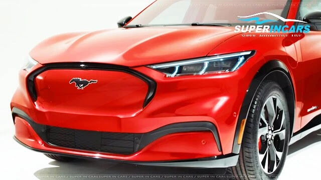 2021 Ford Mustang Mach-E Price and Features