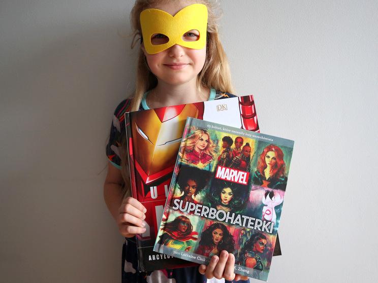 Ultimate Marvel, Marvel. Superbohaterki, Egmont, otymze.pl