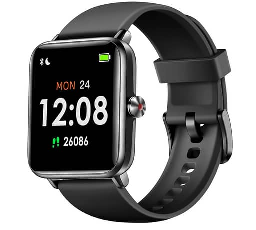 Hamile Fitness Smart Watch with Heart Rate Monitor
