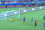 Full Time: Wander Luiz Cetak Gol, Persib Bawa Pulang Tiga Poin