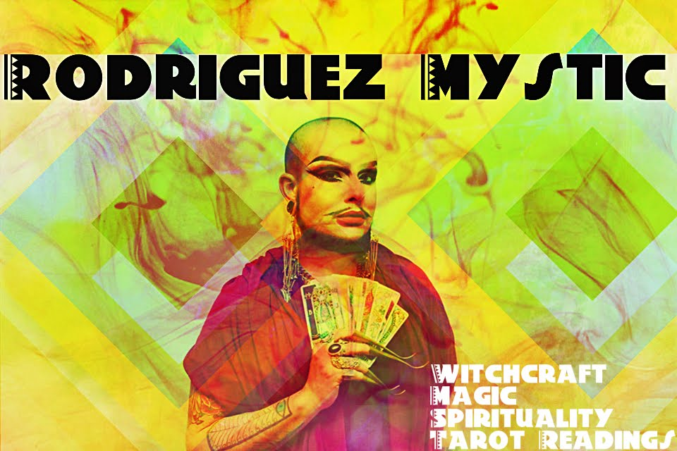 Rodriguez Mystic : Sassy, Sorcerous Sigils - Or, yet ANOTHER